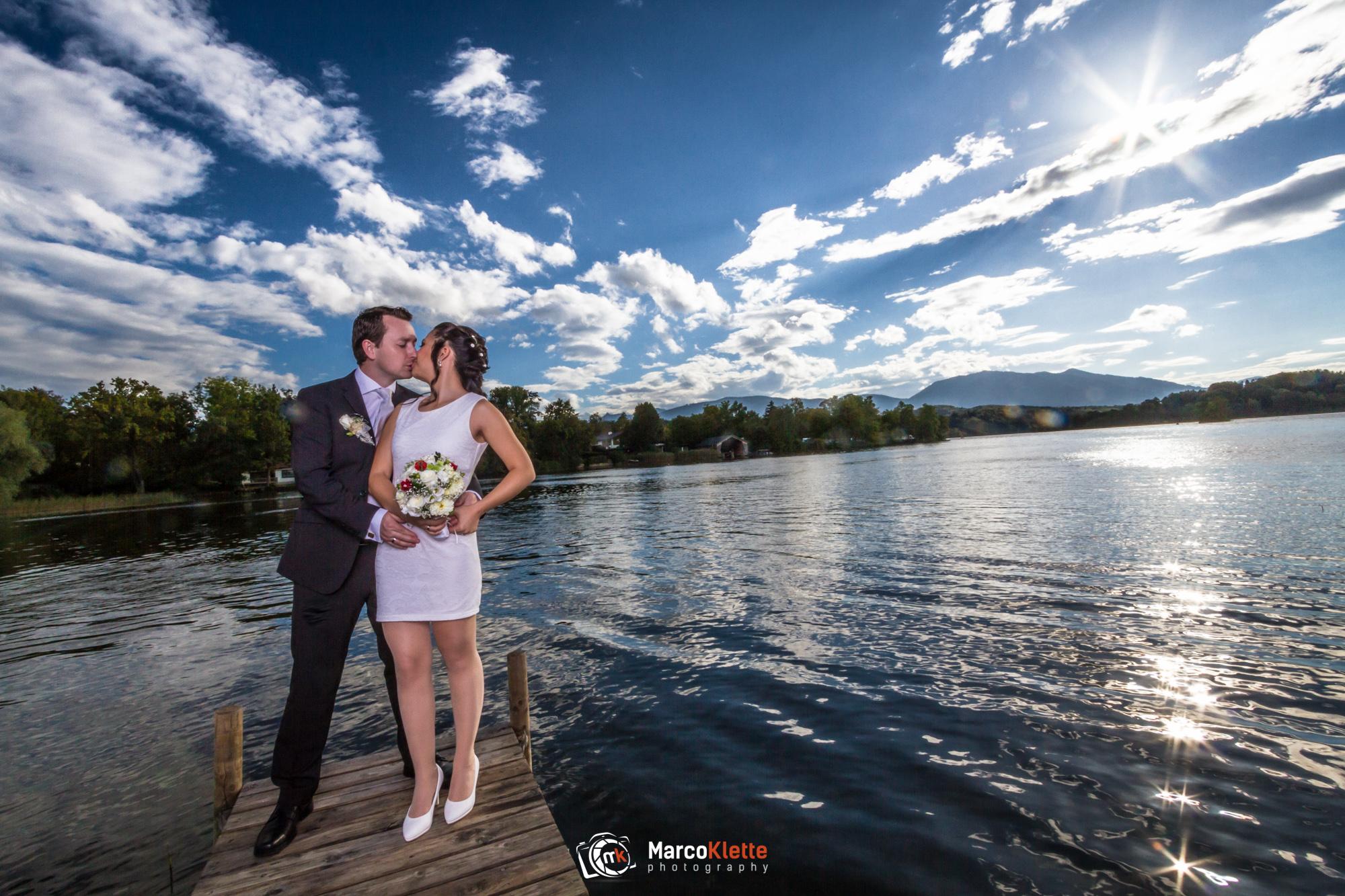 Als Hochzeitsfotograf unterwegs bei München